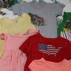 John Deere Shirts & Tops - Lot of 7 tops country